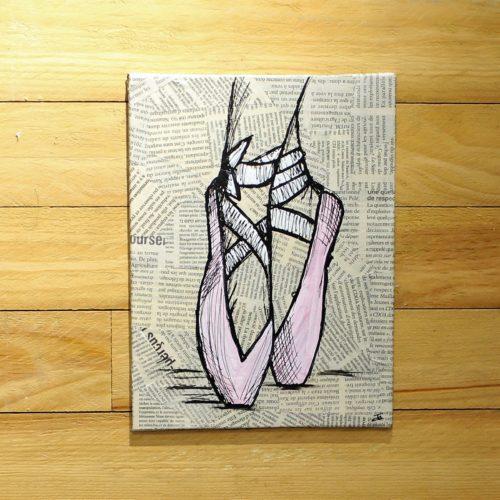 Crayons acrylique