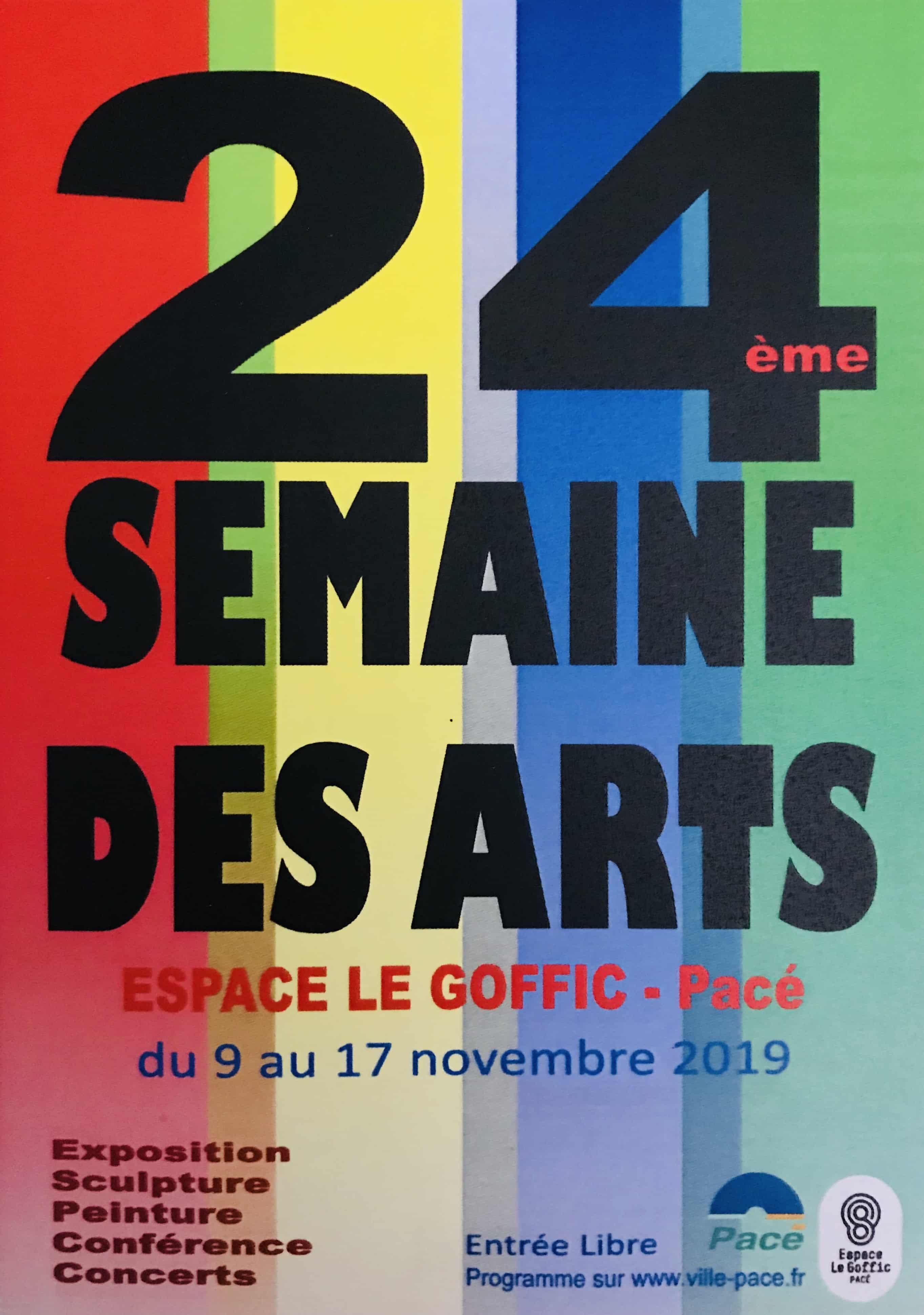 Semaine des Arts 2019 à Pacé