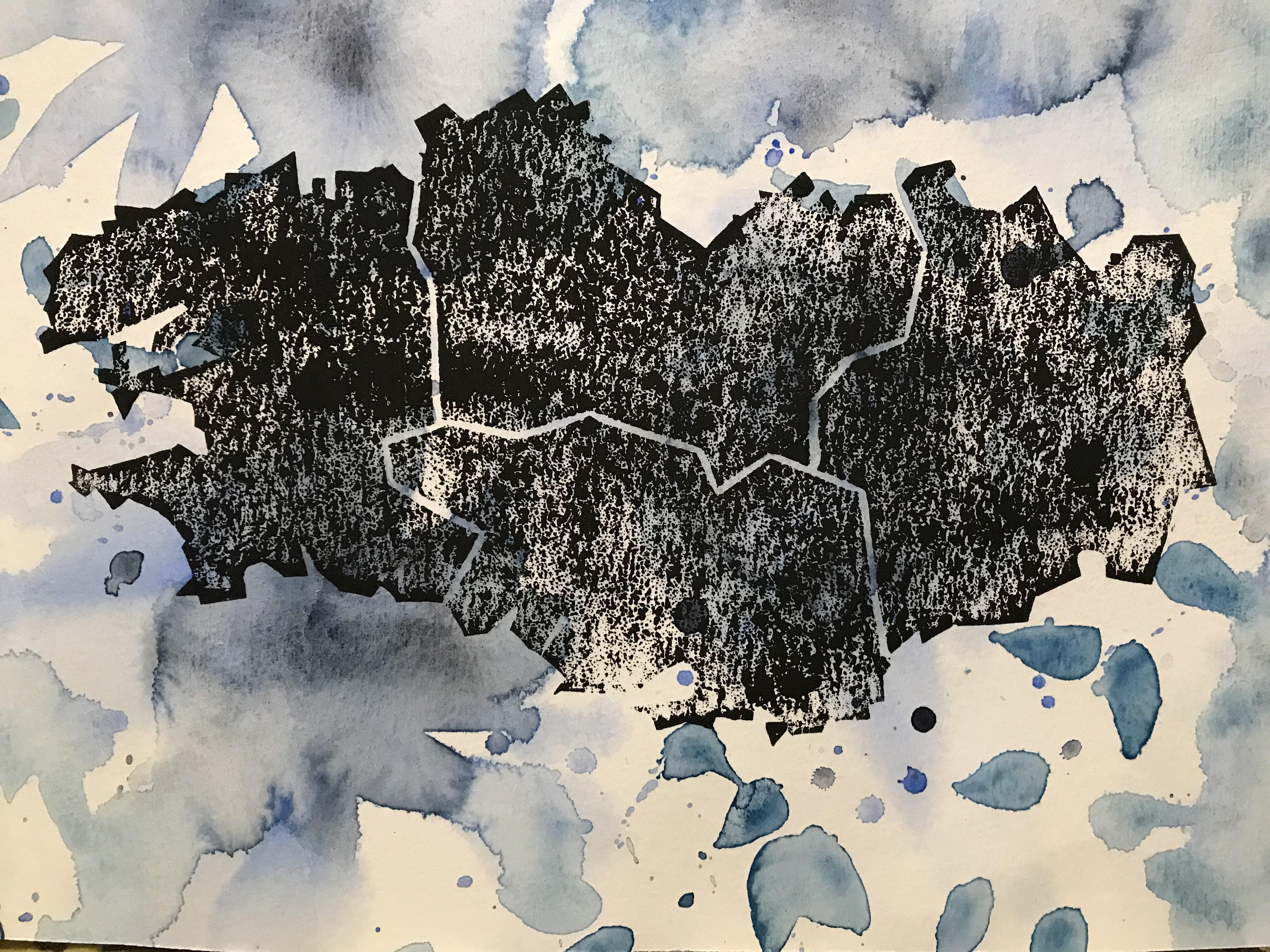 Linogravure Bretagne