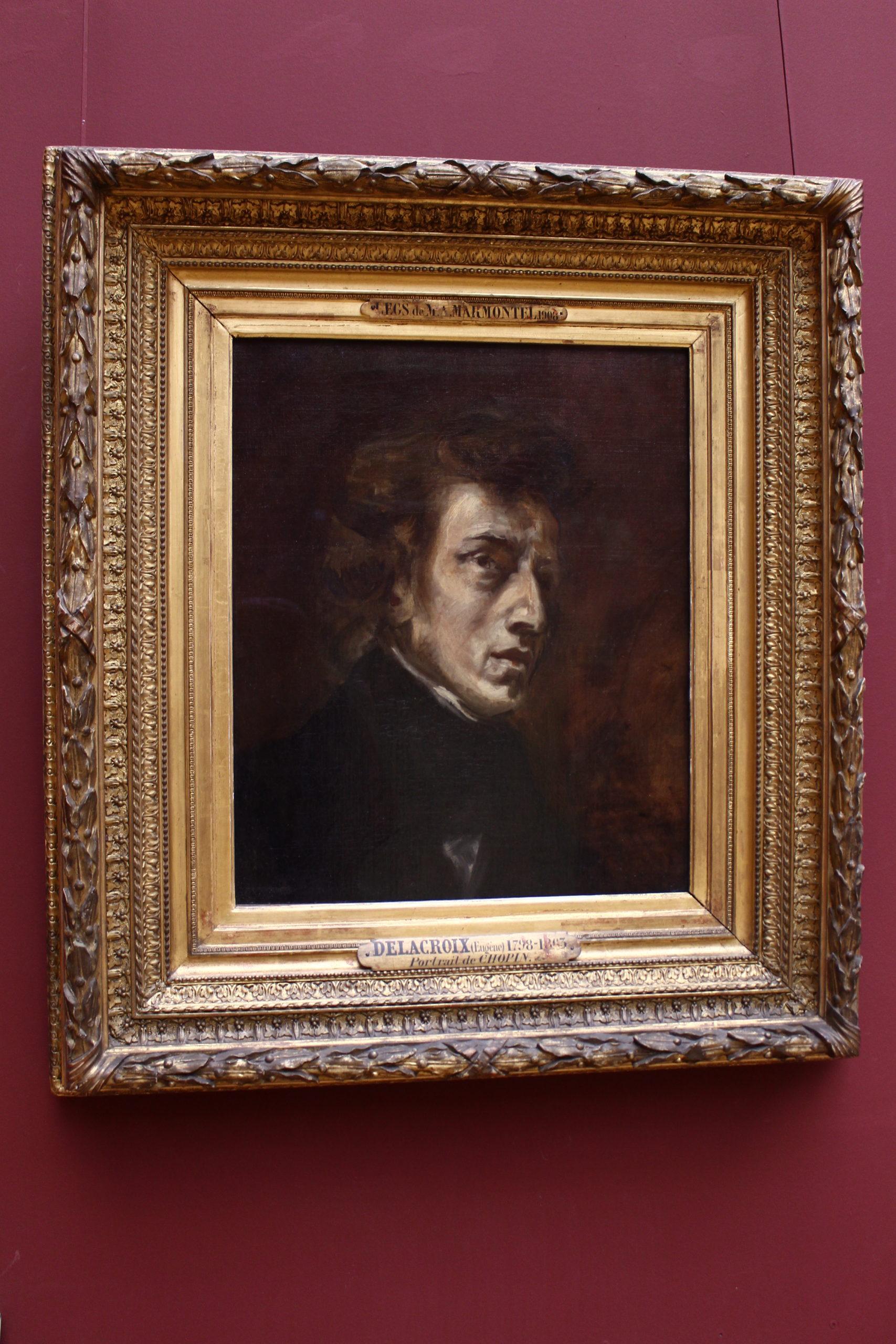 DELACROIX - Chopin