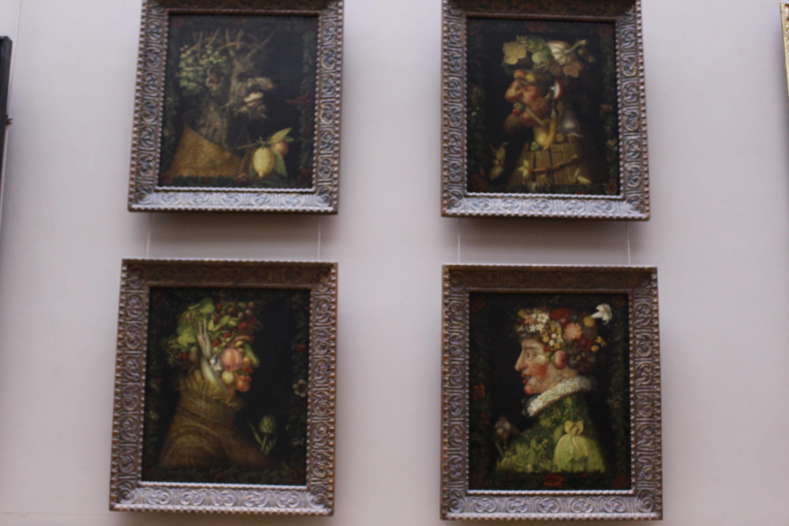 Giuseppe Arcimboldo 3 - Louvre