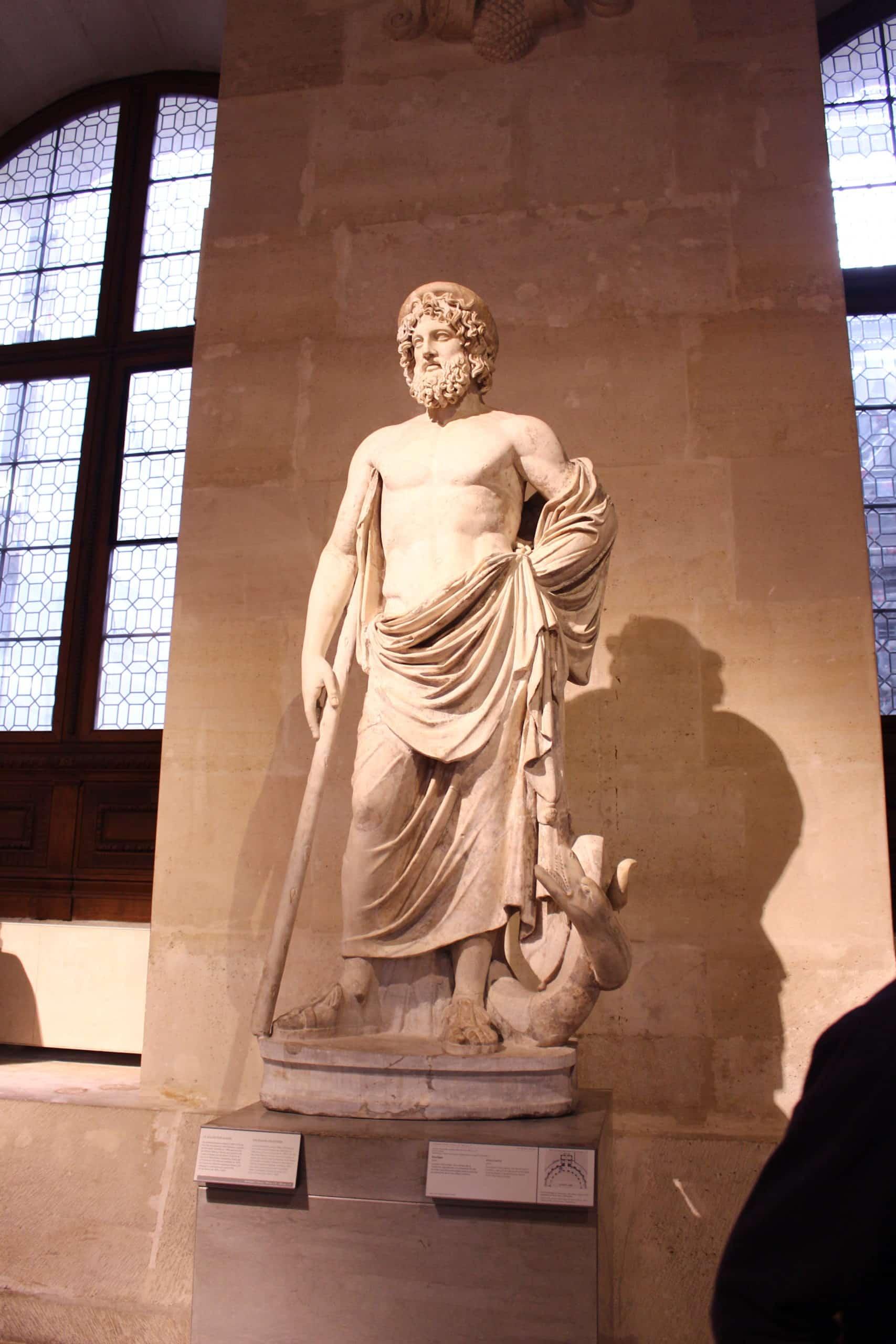 Sculpture 2 - Louvre