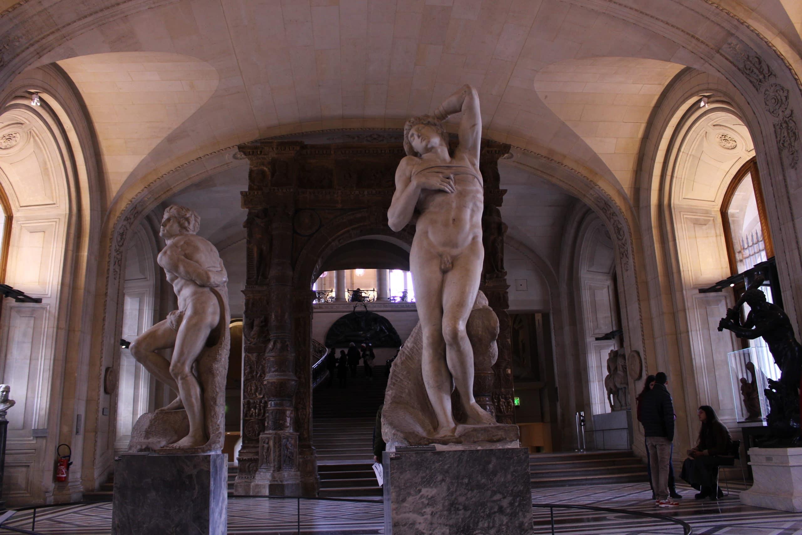 Sculpture 4 - Louvre