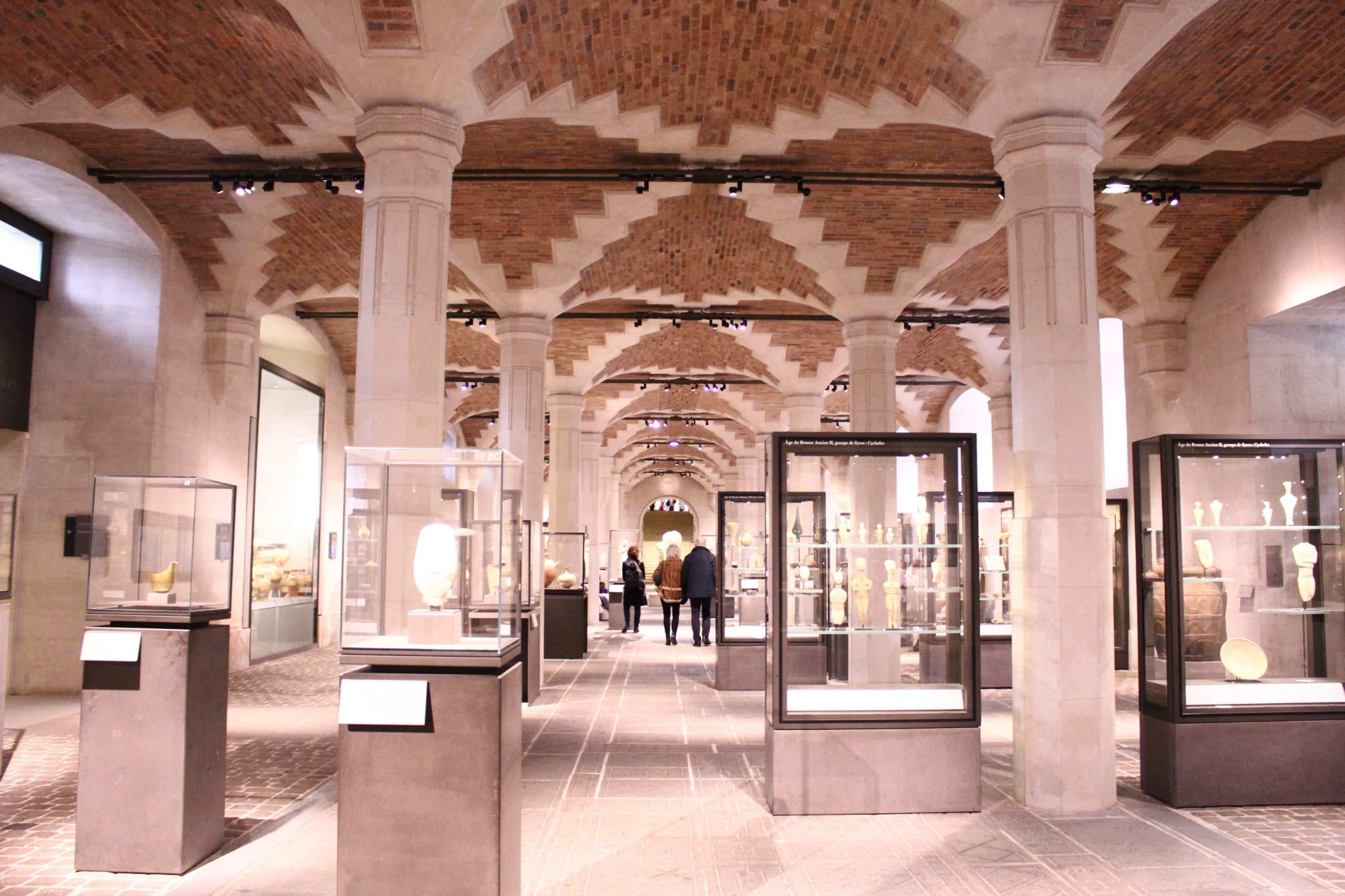 Sculpture 5 - Louvre