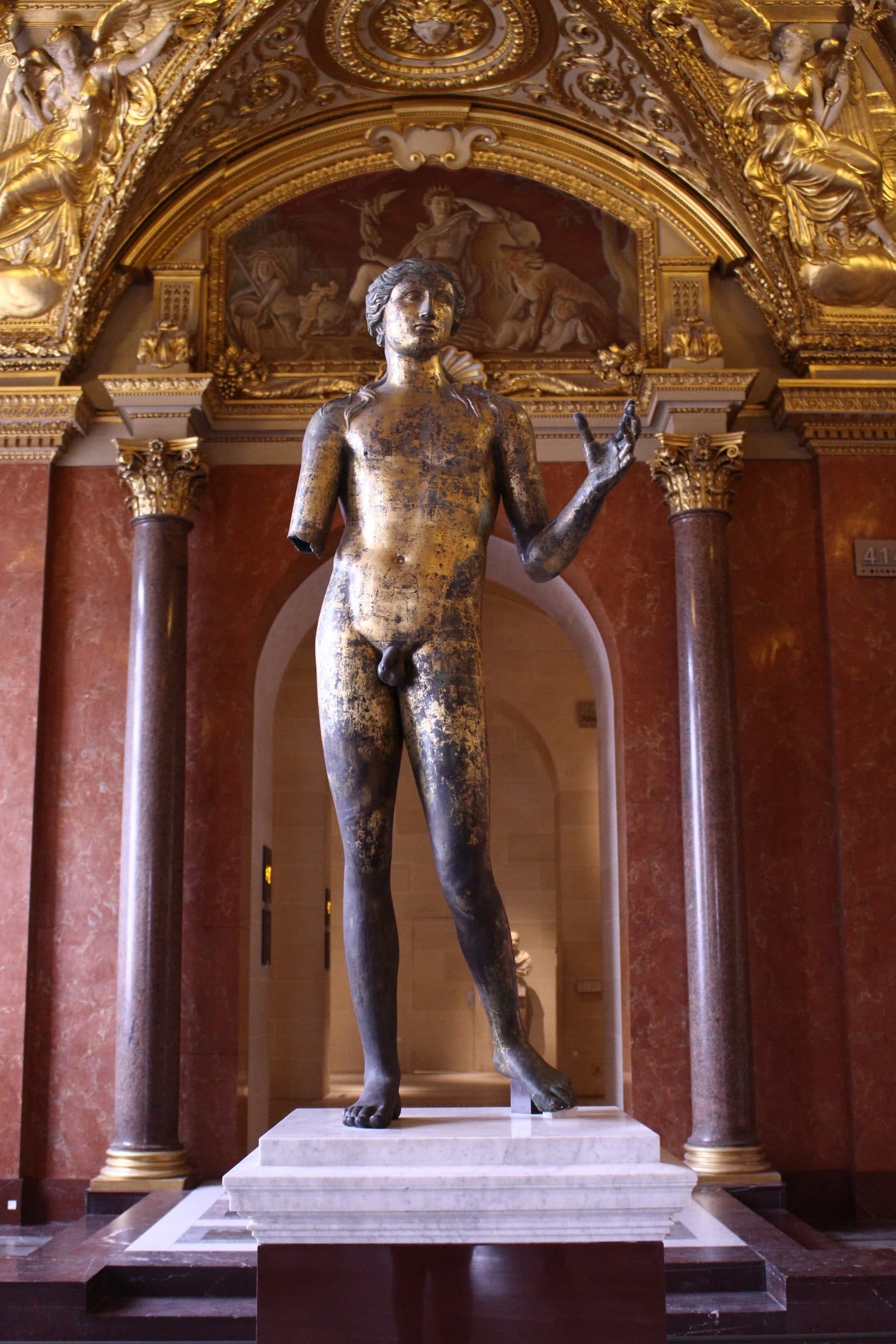 Sculpture 8 - Louvre