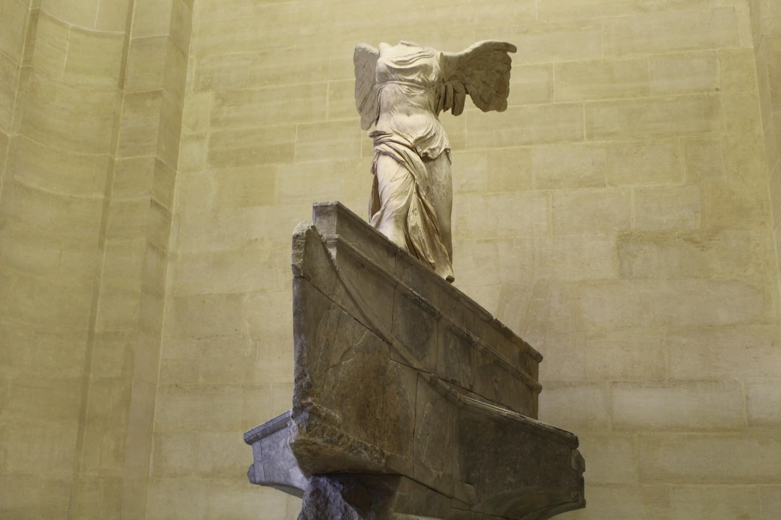 Sculpture 9 - Louvre