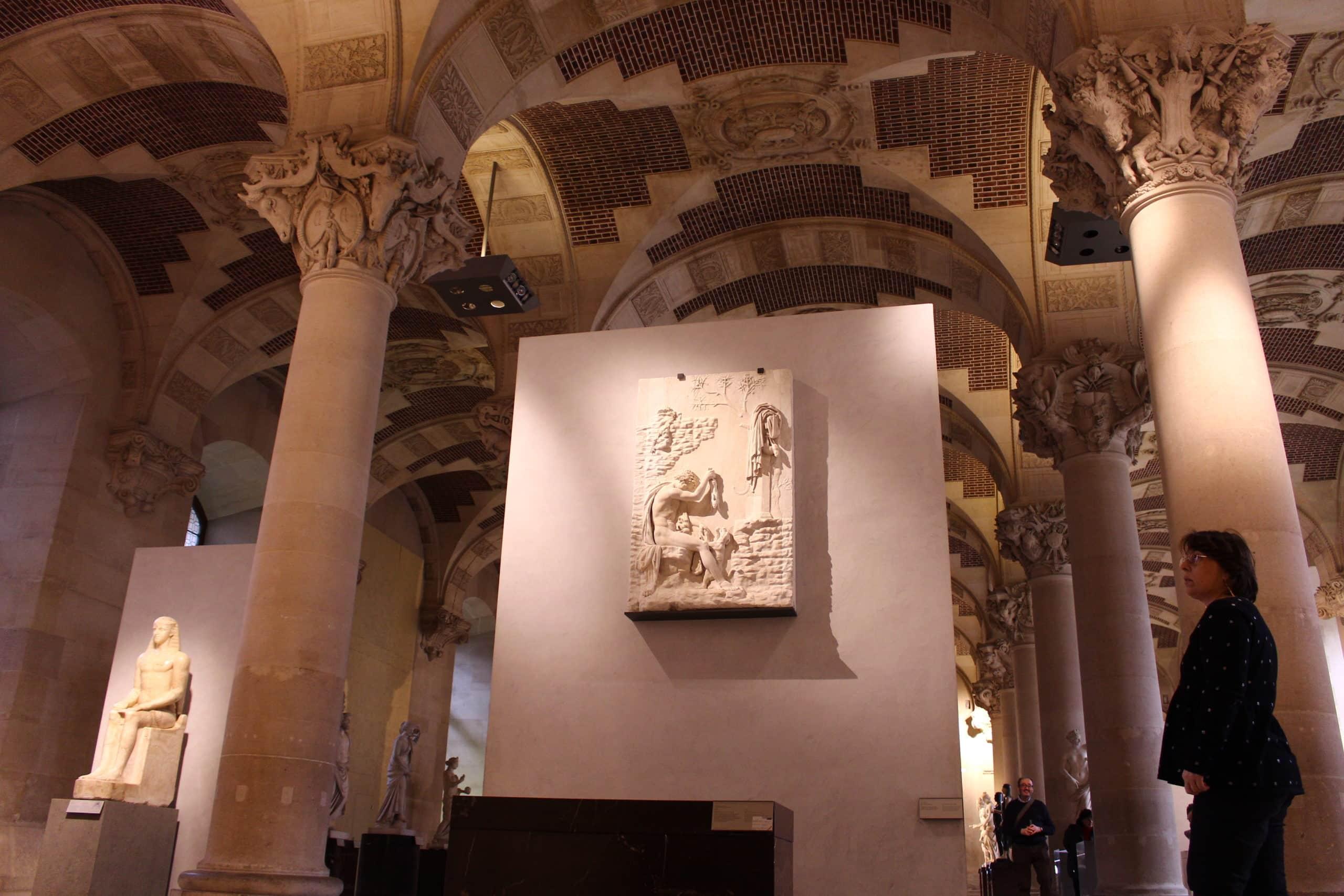 Sculpture - Louvre