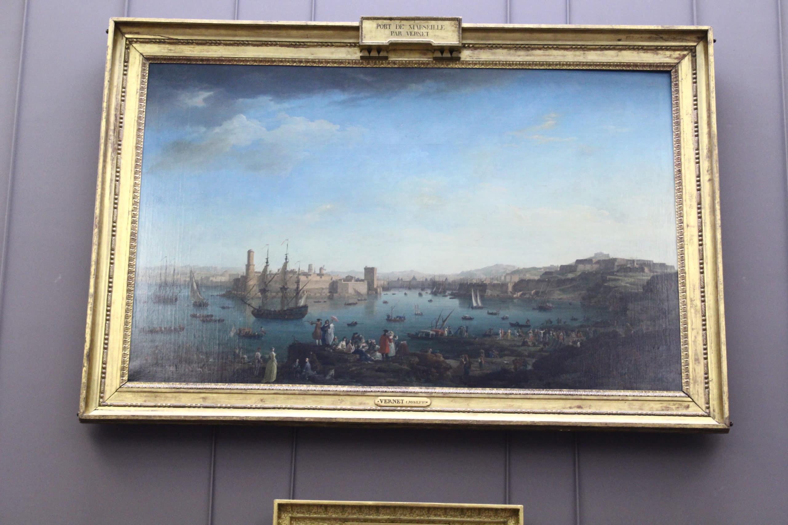 VERNET - Port de Marseille
