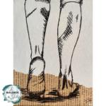 Croquis pieds nus 1